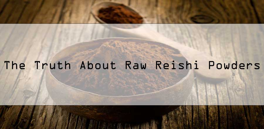 Raw Reishi Powder