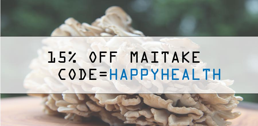 Maitake extract offer
