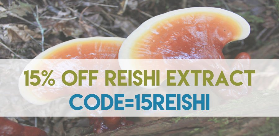 Reishi Extract Offer